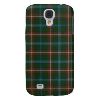 Large Manitoba tartan Samsung Galaxy S4 Cover