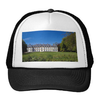 Large mansion in rural Norway Trucker Hats