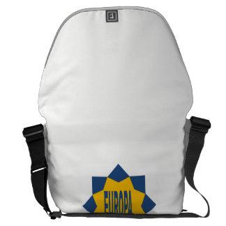 Large Messenger Bag EUROPA