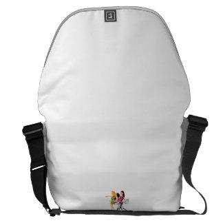 Large Messenger Bag external Impression