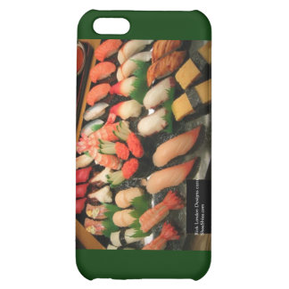 Large Mixed Sushi Plate Gifts Mugs & Collectibles iPhone 5C Covers