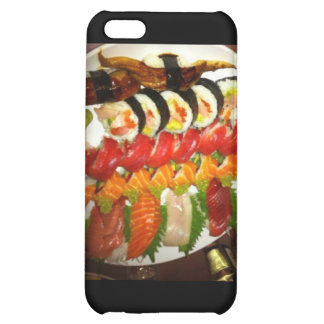 Large Mixed Sushi Plate Gifts Mugs & Collectibles iPhone 5C Cases