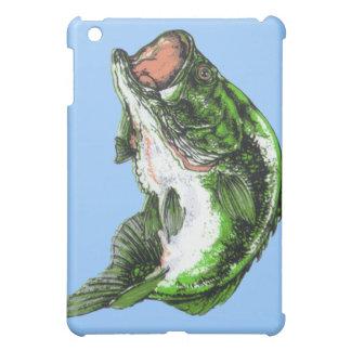 Large mouth Bass iPad Mini Covers