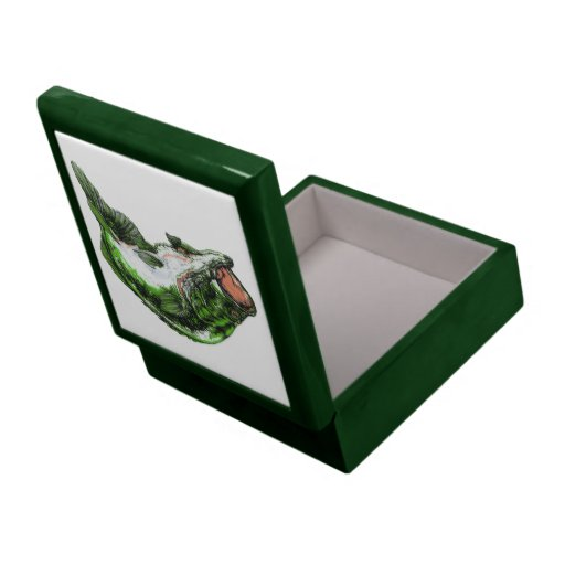 Large mouth Bass Jewelry Boxes