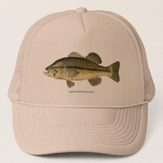 Large-mouth Black Bass Cap