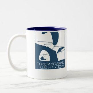 Large Mug with logo