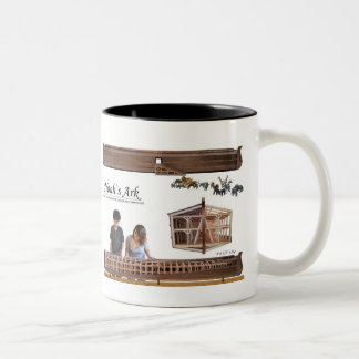 Large Noah`s Ark Cup Mug