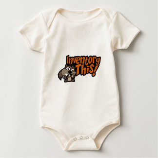 Large Nutty Baby Bodysuit