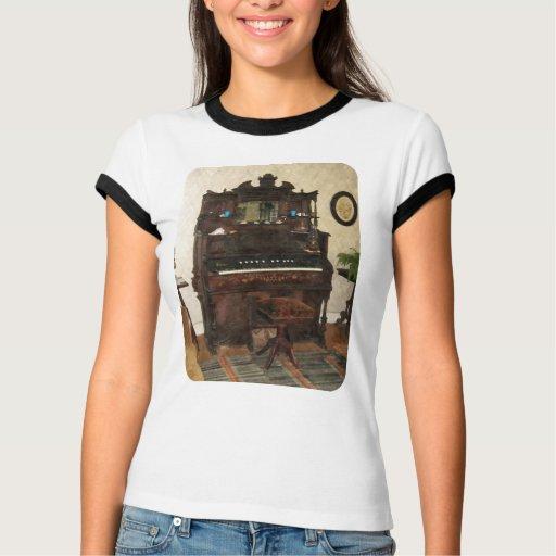 Large Organ in Parlor Tshirts