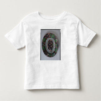 Large oval dish moulded in relief tshirts
