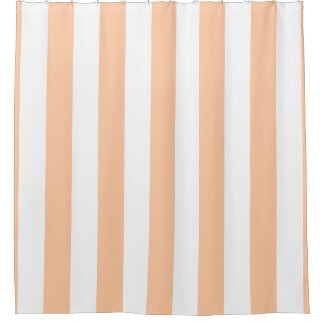 Vertical Stripes Shower Curtains | Zazzle