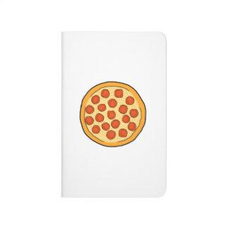 Large Pepperoni Pizza Whole Pizza Drawing Art Yum Journal