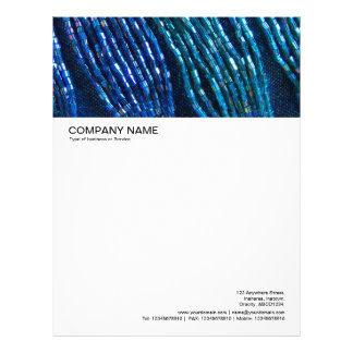 Large Picture Header - Bead Ropes Letterhead