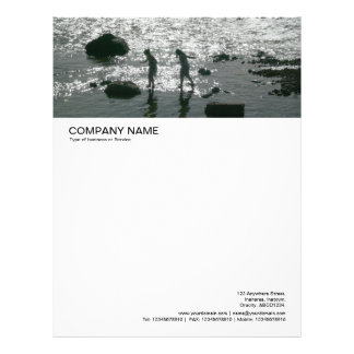 Large Picture Header - Stepping Stones Letterhead