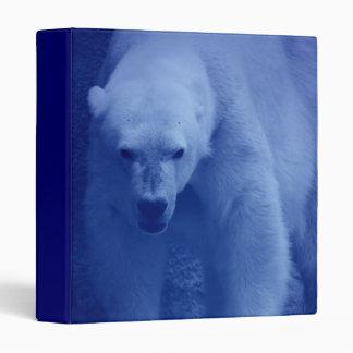 Large Polar Bear Binder