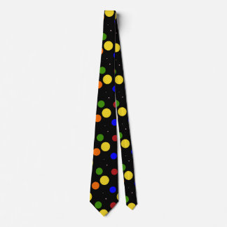 Large Polka Dot Tie