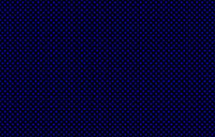 large polka dots blue on black fabric