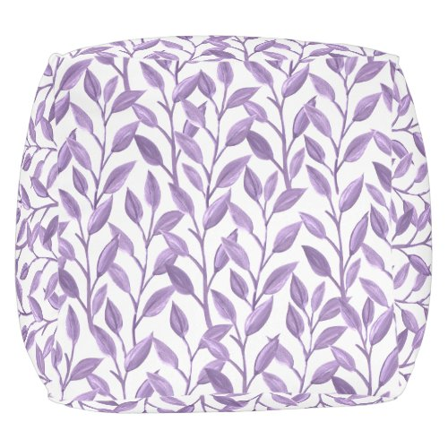 "Large Polyester Cube Pouf (18"" x 18"" x 18"")"