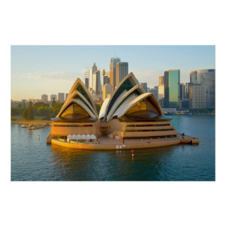 Large Poster | Sydney Opera  House Australia