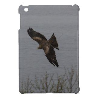 Large predator bird over water iPad mini cases