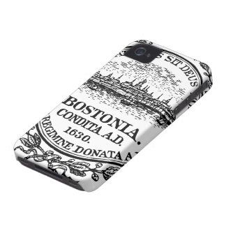 LARGE PRINT Boston Seal Case-Mate iPhone 4 Cases