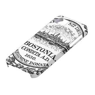 LARGE PRINT Boston Seal iPhone SE/5/5s Case