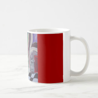 large room funky coffee mug