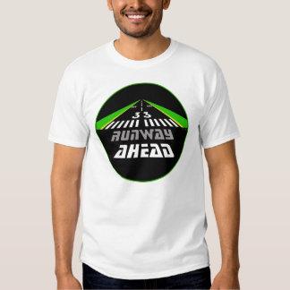 Large Runway Logo T Shirts