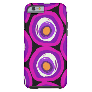 Large Scale Spots Tough iPhone 6 Case