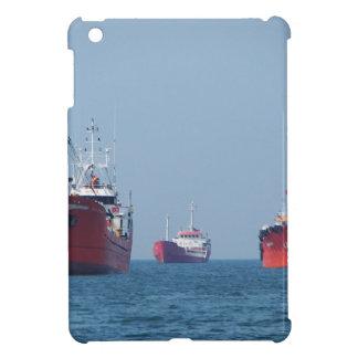 Large Ship Anchorage iPad Mini Cases