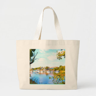 large shopping tote. bags