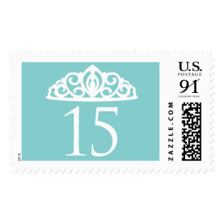 Large Special Orders Stamps with Tiara, Crown