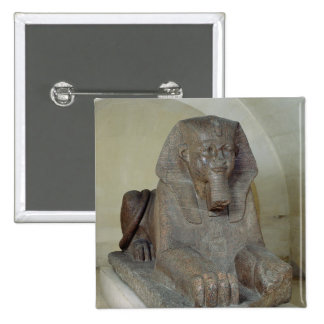 Large sphinx, from Tanis Pins