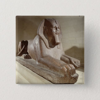 Large Sphinx, from Tanis (granite) Button
