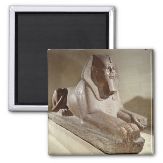 Large Sphinx, from Tanis (granite) Magnet