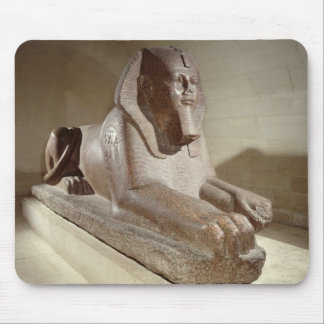 Large Sphinx, from Tanis (granite) Mouse Pad