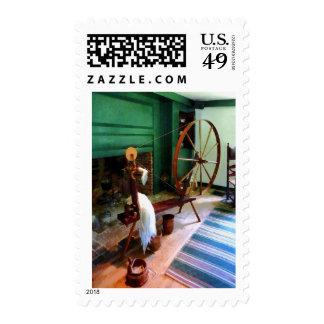 Large Spinning Wheel Postage