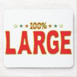 Large Star Tag Mouse Mat