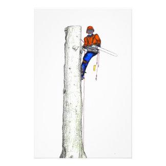 Large stihl chainsaw needed.Arborist Tree surgeon Stationery