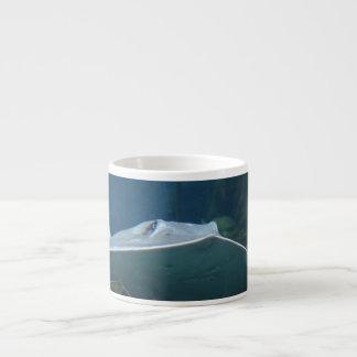 Large Stingray Espresso Cup