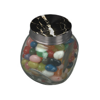 Large Sweets Jar For Kitchen Decor Jelly Belly Candy Jar