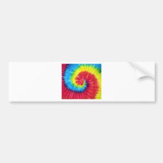 Large Swirl Bumper Sticker