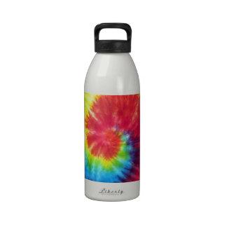 Large Swirl Water Bottle