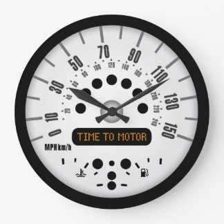 LARGE TIME TO MOTOR WALL CLOCK