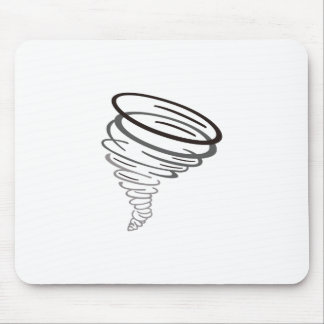 LARGE TORNADO MOUSE PAD