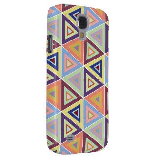 large triangular pattern tile HTC vivid tough case