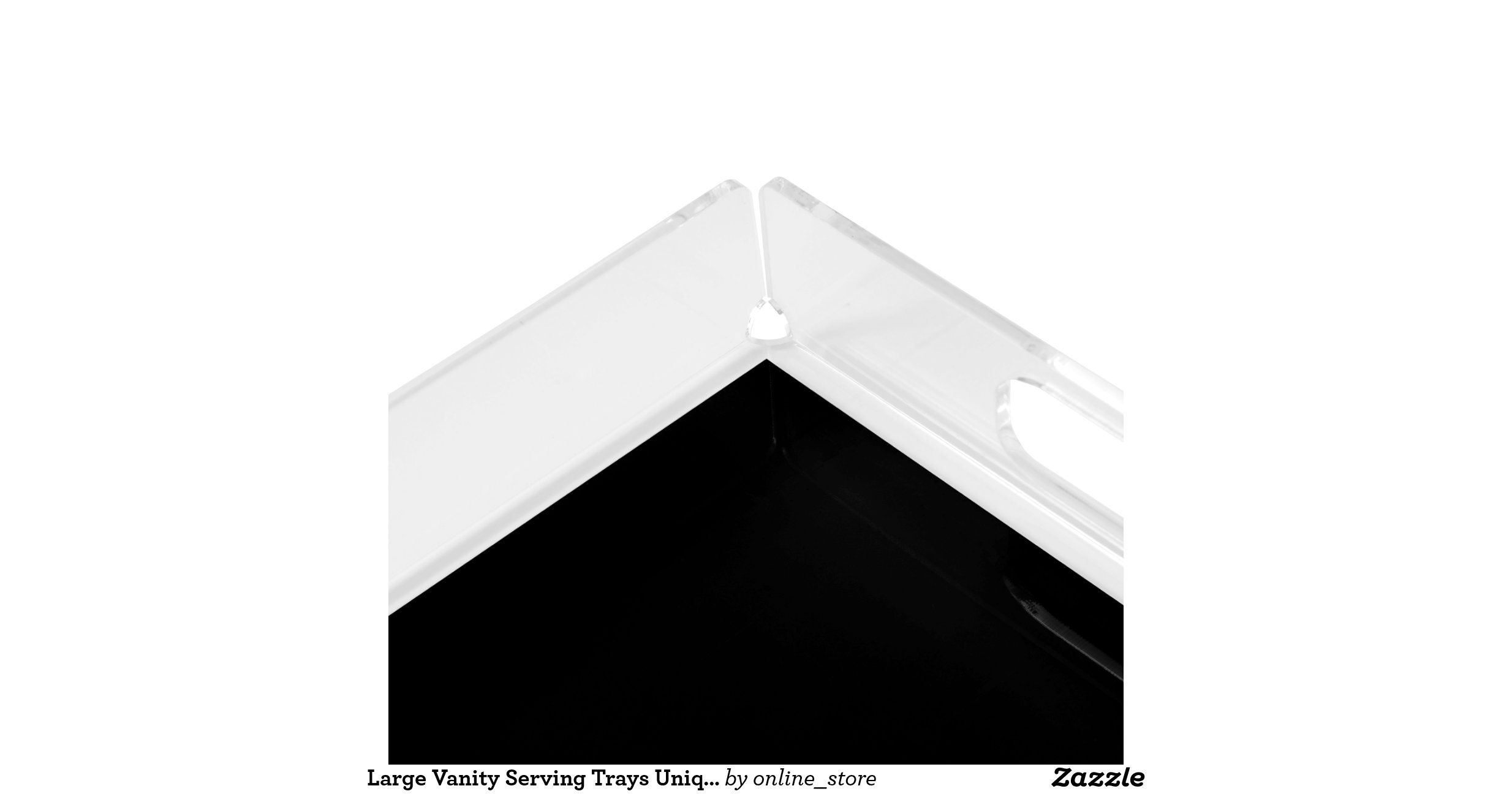 Large Vanity Serving Trays Unique Gifts For Men Rectangle