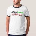 Large Vegetable Menace Tee Shirt