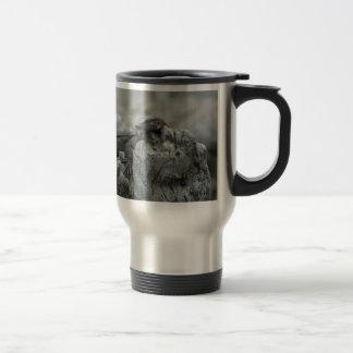 Large Water Monitor Lizard Travel Mug