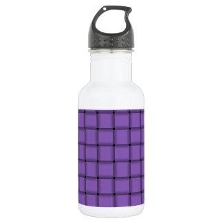 Large Weave - Amethyst Water Bottle